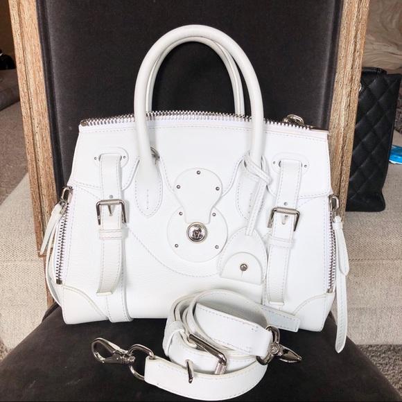 e1bd1332b8 Ralph Lauren Collection Soft Ricky Zip 27 Bag. M 5bc000ff45c8b3b35907300e